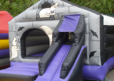 Haunted House Bouncy Castle