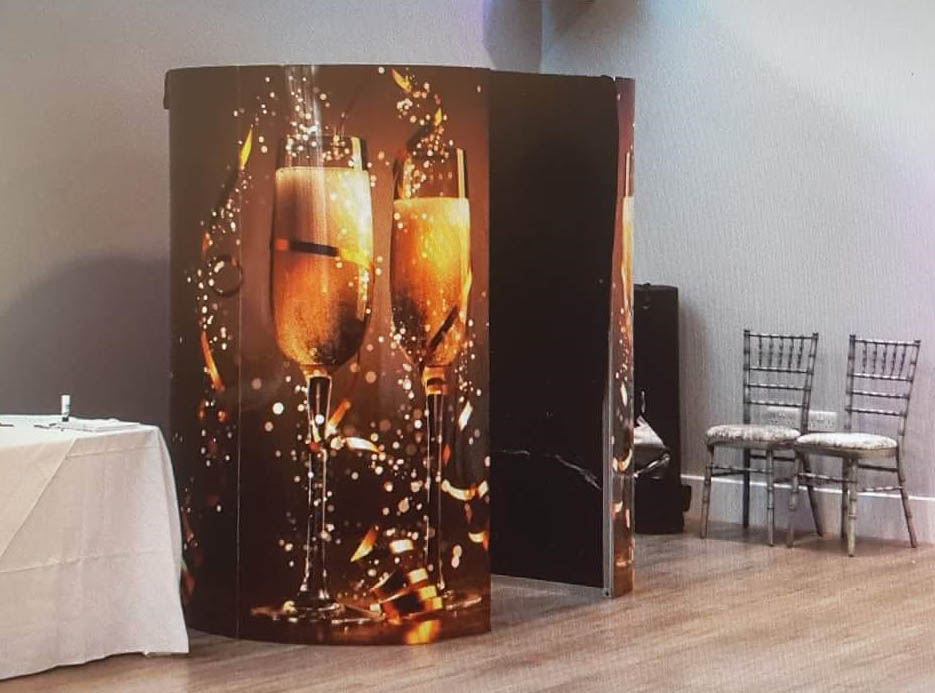 Photo booth hire Newcastle Sunderland