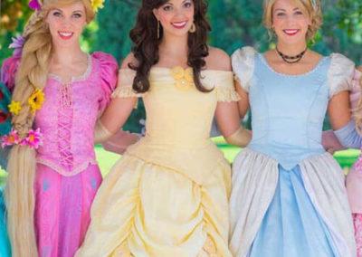 Disney Characters Hire